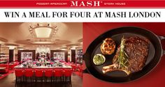Meals For Four, London Lifestyle, Terms And Conditions, Enter To Win, How To Find Out, Competition, Awards, How To Apply, Apps