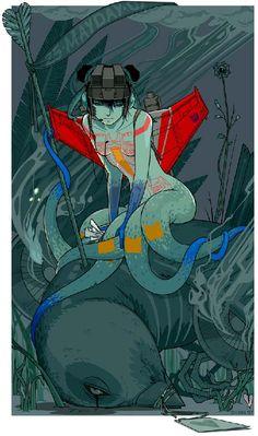 Ilustración CHIARA BAUTISTA – MILK