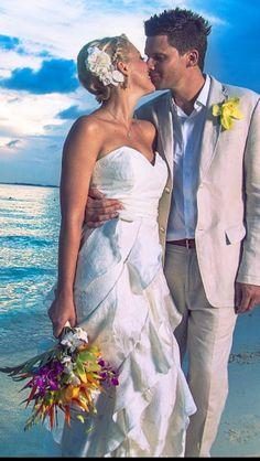 My wedding in Isla Mujeres photo by Phoenix Taylor