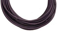 Full-grain leather cord, 2mm round dark indigo 5 yard * Find out more details @ http://www.laminatepanel.com/store/full-grain-leather-cord-2mm-round-dark-indigo-5-yard/?ef=260616232257