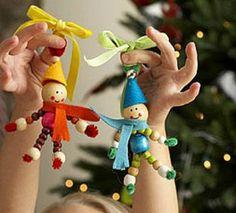 Christmas Arts And Crafts, Christmas Ornaments To Make, Handmade Christmas Gifts, Homemade Christmas, Christmas Activities, Holiday Crafts, Holiday Fun, Christmas Holidays, Christmas Child