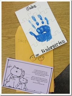 Handprint.