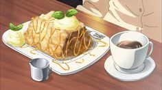 "anime–food: ""Chaos;Head - Episode 6 """