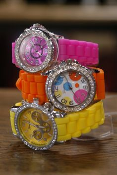 Beautiful watches