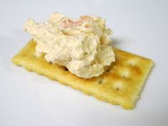 I Believe I Can Fry: Cajun Crab Dip  (or Krab dip lol.. like in the seafood dept of your store)