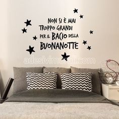 Back To The Moon, Wall Decals, Decoration, Love Quotes, Motivational Quotes, Sweet Home, Shabby Chic, New Homes, Room Decor