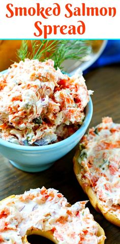 Baked Salmon Recipes, Fish Recipes, Seafood Recipes, Appetizer Recipes, Vegetarian Recipes, Cooking Recipes, Healthy Recipes, Recipes With Smoked Salmon, Smoked Salmon Spread