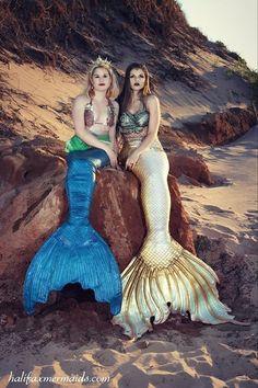 Halifax mermaids - merbella studios inc silicone mermaid tails - the mertailor