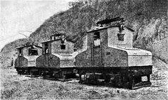 Fazenda Paineiras - Electric Locomotives