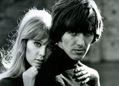 Just Fab... George Harrison and Pattie Boyd