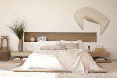 1 quarto nicho atras da cama