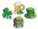 St Patricks Day Cutouts