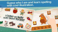 PICKnSPELL for kids Education Books iPhone App ***** $0.99 ->...: PICKnSPELL for kids Education Books iPhone App… #iphone #Education #Books