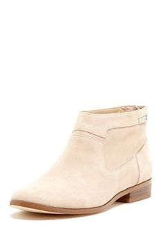 Irena Suede Ankle Boot