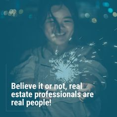 """Let people in on the real you. It can go a long way in building trust with clients! Get more real estate storytelling tips in our latest free guide """"The real estate agent's marketing guide to storytelling."""" #RealEstate #RealEstateMarketing"""
