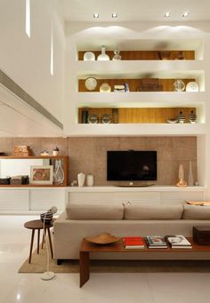 Apartamento na Barra da Tijuca, RJ | por Cristina e Laura Bezamat