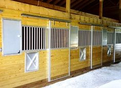 Horse Stall Kits | Horse Stalls and Horse Barn Equipment Since 1978