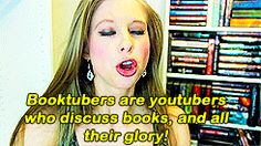 BOOKTUBERS!!!!