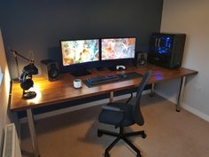http://ift.tt/2GcF16z and refinished the desk what ya'll think?