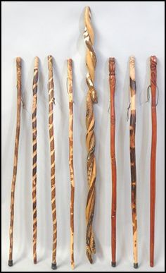 Free Wood Patterns for Carving Walking Sticks - Bing Images