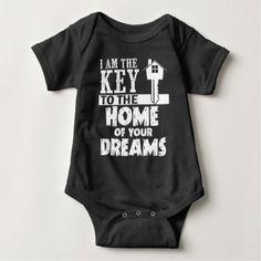 This Mom Sells Real Estate Realtor Smalls Baby Onesie,Infant Bodysuit Black