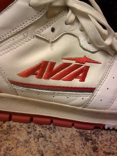 Vintage Avia 830 Basketball Shoes Sz 13 | eBay