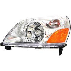 2003-2005 Honda Pilot Head Light LH, Assembly