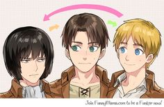 Still. Levi looks fabulous..