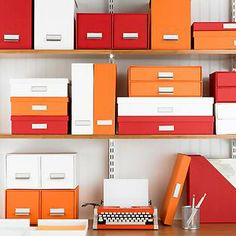 LetterLegal Stockholm File Box Pinterest Container store