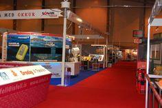 Icefish Exhibitors 2014