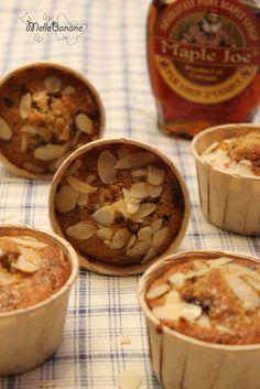 muffin erable chocolat