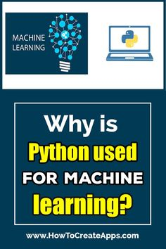 When we see demonstrations, videos, and tutorials about machine learning, most likely the examples will be in Python. The C Programming Language, Computer Programming Languages, Python Programming, Learn Programming, Learn Computer Science, The Computer, Computer Class, Machine Learning Projects, Tecnologia