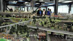 Trip to Hamburg in Germany, Miniatur Wunderland Pain Management, Model Trains, Holidays, Amazing, Places, Travel, Hamburg, Wonderland, Miniature