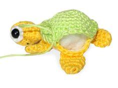 Háčkovaná želvička   Korálky.stoklasa.cz Dinosaur Stuffed Animal, Toys, Animals, Amigurumi, Activity Toys, Animales, Animaux, Clearance Toys, Animal