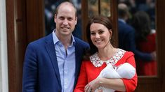 The dress Middleton wore outside of St. Mary's Hospital on Monday — a knee-length red frock with a white lace collar — likely cost upwards of several thousand dollars.