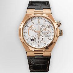 Replica Vacheron Constantin Overseas dual time men watch 47450/