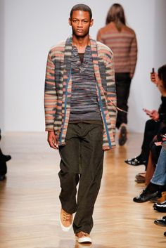 Missoni | Fall 2014 Menswear Collection | Style.com