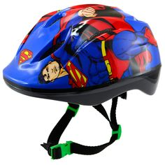 Vehicule pentru copii :: Biciclete si accesorii :: Accesorii :: Casca Superman Nordic Hoj Superman, Bicycle Helmet, Skateboard, Hats, Skateboarding, Hat, Cycling Helmet, Skate Board, Hipster Hat