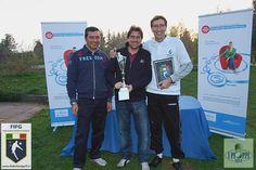 Luca D'Aveni Campione Over 40 del Cuneo Footgolf Challenge del 9 novembre 2013