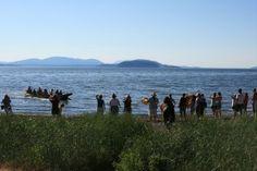 2010 Samish Landing/Canoe family