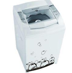 Adesivo bolhas de sabão para máquina de lavar. Tamanho 21x45cm