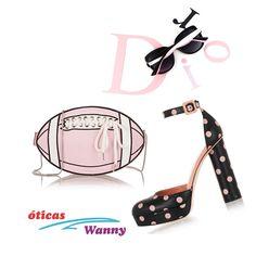 Leve mais cor para seu dia a dia! Dior Envol é luxo! #oticas #wanny #oculos #de #sol #online #shop #colors #sunglasses