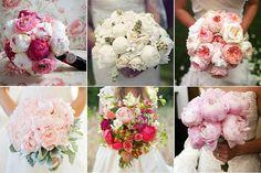 Пионовая свадьба - идеи оформления, аксессуары, образ жениха и невесты, фото