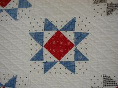 star quilts patterns | Dating quilts 1850-1900 - Quilting Forum - GardenWeb