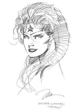 Jim Lee - Wonder Woman