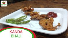 Onion Fritters (Kanda Bhaji) a crispy spicy appetizer for the kitchens of India  Watch full recipe on YouTube channel Recipes Only https://www.youtube.com/channel/UCYCFU5vZSP3OOon9gGxI2jg