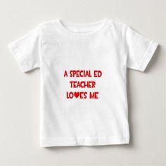 A Special Ed Teacher Loves Me T Shirt, Hoodie Sweatshirt