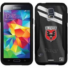 D.C. United Jersey Design on OtterBox Commuter Series Case for Samsung Galaxy S5