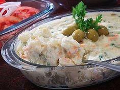 Receita de Maionese de legumes para churrasco - Tudo Gostoso