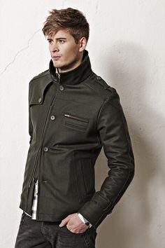 Johnny Love Ryder jacket.